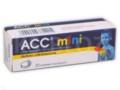ACC mini interakcje ulotka tabletki musujące 0,1 g 20 tabl.