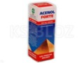 Acenol forte interakcje ulotka tabletki 0,5 g 20 tabl.