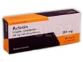 Aclotin interakcje ulotka tabletki powlekane 0,25 g 60 tabl.