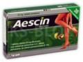 Aescin interakcje ulotka tabletki powlekane 0,02 g 30 tabl.