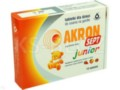 Akron Sept Junior interakcje ulotka tabletki do ssania  18 tabl.