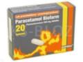 Aletofar (Paracetamol BIOFARM) interakcje ulotka tabletki 0,5 g 20 tabl.