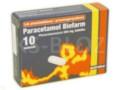 Aletofar (Paracetamol BIOFARM) interakcje ulotka tabletki 0,5 g 10 tabl.