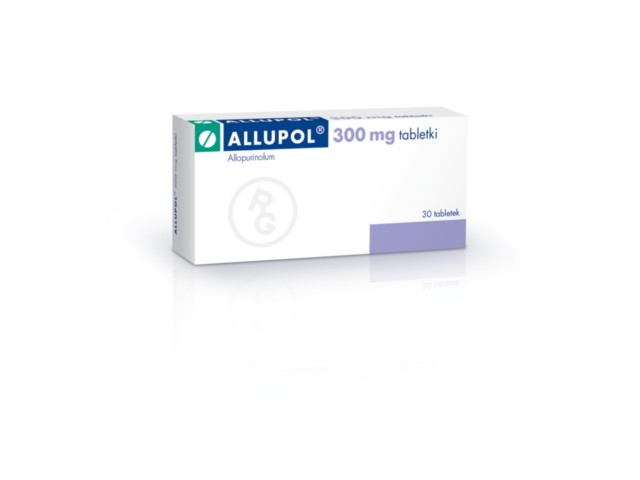 Allupol interakcje ulotka tabletki 0,3 g 30 tabl.