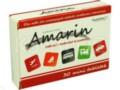 AMARIN tabletki interakcje ulotka tabletki  30 szt.