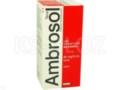 Ambrosol TEVA interakcje ulotka syrop 0,03 g/5ml 120 ml