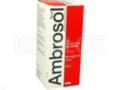 Ambrosol TEVA interakcje ulotka syrop 0,03 g/5ml 200 ml