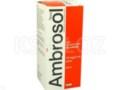 Ambrosol TEVA interakcje ulotka syrop 0,015 g/5ml 200 ml