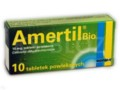 Amertil Bio interakcje ulotka tabletki powlekane 0,01 g 10 tabl.