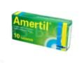 Amertil interakcje ulotka tabletki powlekane 0,01 g 10 tabl.