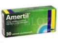 Amertil interakcje ulotka tabletki powlekane 0,01 g 30 tabl.
