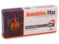 Anesteloc Max interakcje ulotka tabletki dojelitowe 0,02 g 14 tabl.