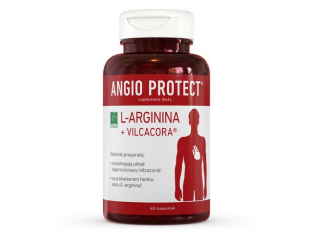 Angio Protect interakcje ulotka kapsułki  60 kaps.