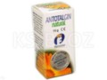Antotalgin Natural interakcje ulotka krople do uszu  15 g