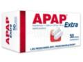 Apap Extra interakcje ulotka tabletki powlekane 0,5g+0,065g 50 tabl.