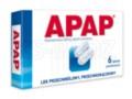 Apap interakcje ulotka tabletki powlekane 0,5 g 6 tabl.