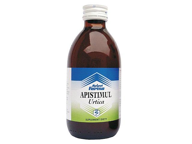 Apistimul Urtica interakcje ulotka   250 ml