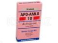 Apo-Amlo 10 interakcje ulotka tabletki 0,01 g 30 tabl.