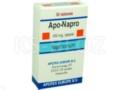 Apo-Napro interakcje ulotka tabletki 0,25 g 30 tabl.