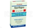 Apo-Napro interakcje ulotka tabletki 0,5 g 30 tabl.