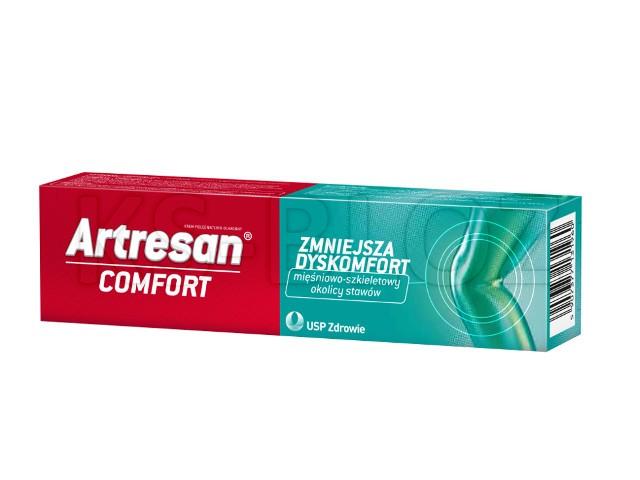 Artresan Comfort Krem Zmniejsza dyskomfort mięśn.-szkielet.stawów interakcje ulotka   75 ml