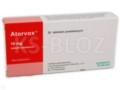 Atorvox interakcje ulotka tabletki powlekane 0,01 g 30 tabl.