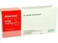 Atorvox interakcje ulotka tabletki powlekane 0,02 g 30 tabl.