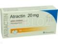 Atractin interakcje ulotka tabletki powlekane 0,02 g 30 tabl.