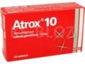 Atrox 10 interakcje ulotka tabletki powlekane 0,01 g 30 tabl.
