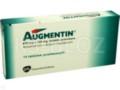 Augmentin interakcje ulotka tabletki powlekane 0,875g+0,125g 14 tabl.