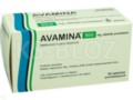Avamina interakcje ulotka tabletki powlekane 0,5 g 60 tabl.
