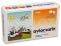 Aviomarin interakcje ulotka guma do żucia lecznicza 0,02 g 10 szt.