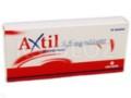 Axtil interakcje ulotka tabletki 2,5 mg 30 tabl.