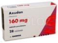 Axudan interakcje ulotka tabletki powlekane 0,16 g 28 tabl.