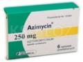 Azimycin interakcje ulotka tabletki powlekane 0,25 g 6 tabl.