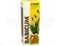 Babicum interakcje ulotka syrop 0,32 g/5ml 100 ml
