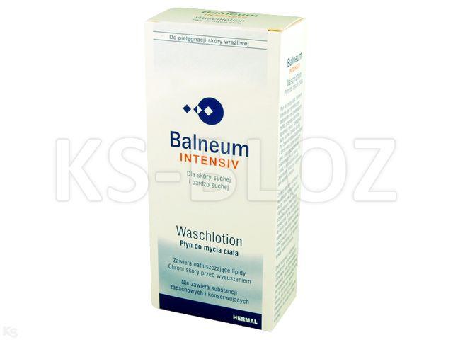 Balneum Intensiv d/myc.ciała sk.such. interakcje ulotka płyn  200 ml
