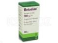 Betadine interakcje ulotka roztwór na skórę 0,1 g/ml 30 ml