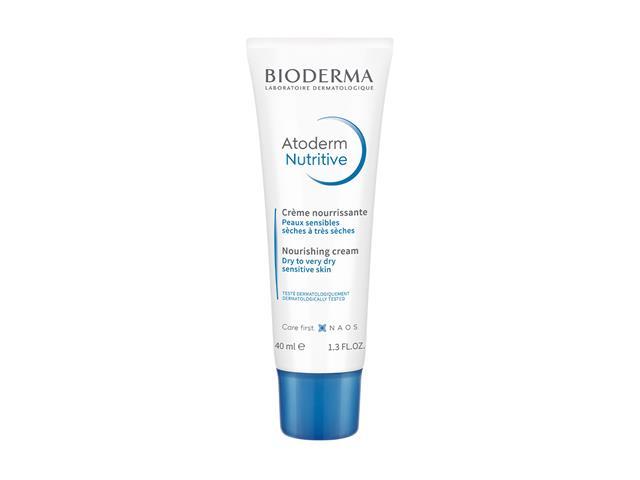 BIODERMA ATODERM NUTRITIVE Krem sk.such.i osłab. interakcje ulotka   40 ml