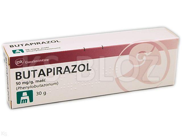 Butapirazol interakcje ulotka maść 0,05 g/g 30 g