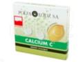 Calcium z wit.C Polfa-Łódź o sm.cytrynowym (Calcium C cytr.) interakcje ulotka tabletki musujące 0,2g Ca2+0,2g 12 tabl.