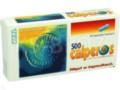 Calperos 500 interakcje ulotka kapsułki twarde 0,2 g Ca2+ 30 kaps.