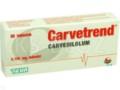 Carvetrend interakcje ulotka tabletki 3,125 mg 30 tabl.
