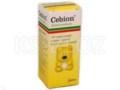 Cebion interakcje ulotka krople doustne, roztwór 0,1 g/ml 30 ml