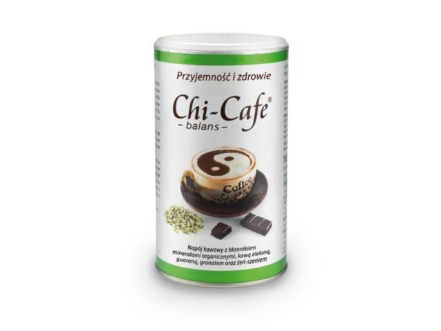 Chi-Cafe balans interakcje ulotka proszek  180 g