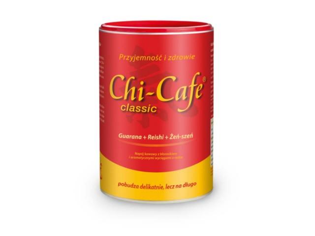 Chi-Cafe Classic interakcje ulotka proszek  400 g | pudełko