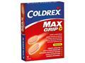 Coldrex MaxGrip C interakcje ulotka tabletki 0,5g+0,025g+0,038g+5mg 12 tabl.