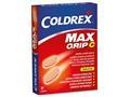 Coldrex MaxGrip C interakcje ulotka tabletki 0,5g+0,025g+0,038g+5mg 24 tabl.