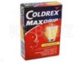 Coldrex MaxGrip (sm. cytryn.) interakcje ulotka proszek do sporządzania roztworu doustnego (1g+0,04g+0,01g)/sasz. 5 sasz.