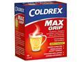 Coldrex MaxGrip (sm. cytryn.) interakcje ulotka proszek do sporządzania roztworu doustnego (1g+0,04g+0,01g)/sasz. 10 sasz.